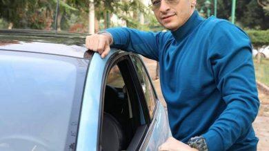 صورة حمادة هلال يصور المداح لرمضان 2021
