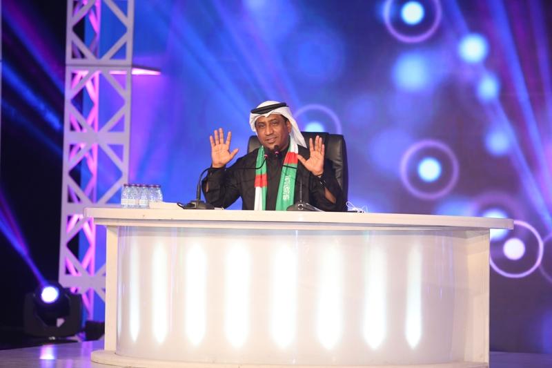 صورة الخوار : الكلمة الحرة سلاح لمن يشكك في مواقف المملكة السعوديه