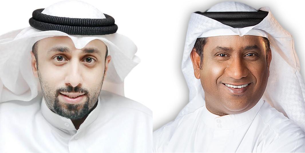 صورة بوشناق وانغام وراشد تصدح اصواتهم بكلمات الشاعر الاماراتي علي الخوار