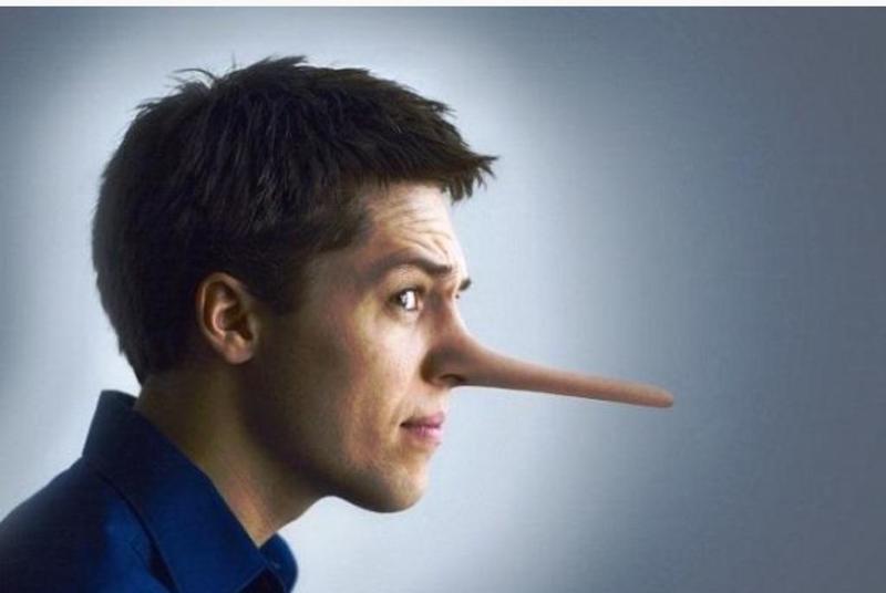 صورة كيف نكذب؟ ولماذا نكذب؟