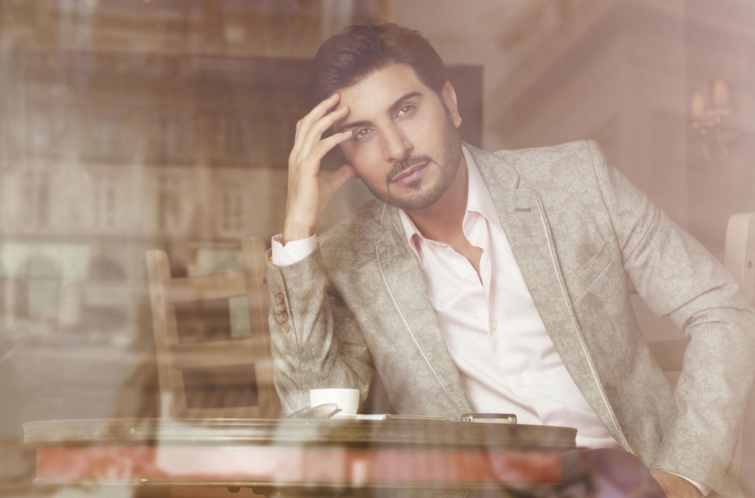 صورة ماجد المهندس يطلق أغنية  والله ما  يرمش بالتعاون مع الامير بدر بن محمد