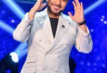 صورة حاتم العراقي يقدم خبرته للمتنافسين في برنامج عراق ايدول