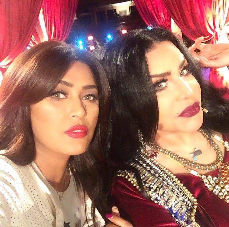 صورة لماذا لم تجتمع وعد مع أحلام في حفل الكويت ؟