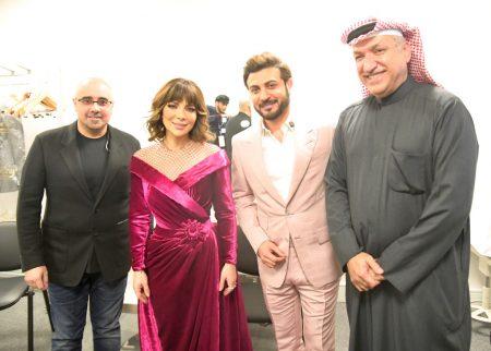 صورة فبراير الكويت وافتتاح باهر وحفلات حاشدة لكبار النجوم