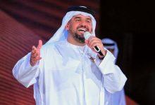 صورة الجسمي يهدي قول وفعل الي حمدان بن محمد فزاع في ختام برنامج الميدان