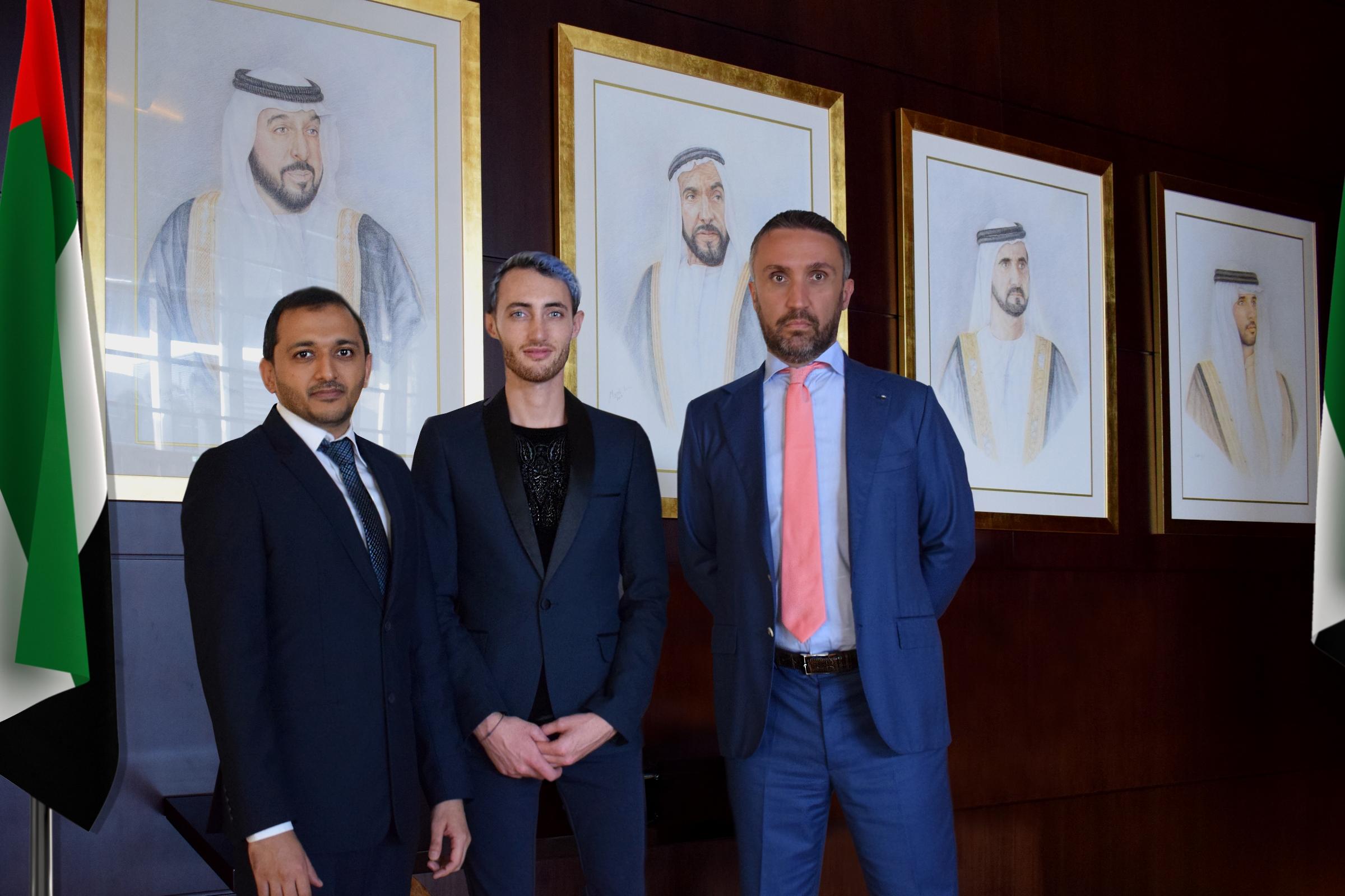 صورة ام.بي.ام للاستثمار ومجلس الازياء العربي واتفاقية استراتيجية لترويج الموضة العربية