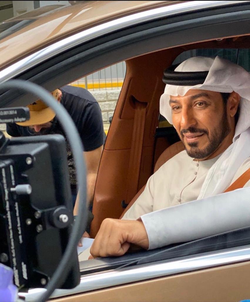 صورة سوبر مان ونجوم عرب في مسلسل عالمي كبير