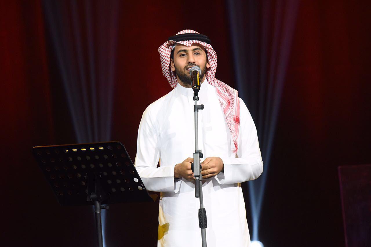 صورة فؤاد عبد الواحد يشعل اولي حفلات عيد الفطر في الرياض