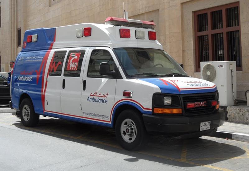 صورة إسعاف دبي: 159 مركبة و774 مسعفاً وسائقاً لتغطية احتفالات رأس السنة
