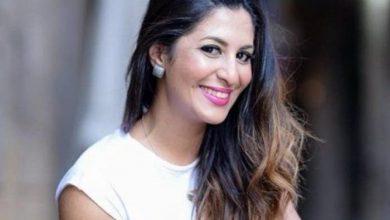 صورة اسرة فيلم ال هارون تضم اليها الفنانة مريم البحراوي