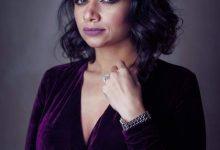 صورة سالي سعيد مذيعة 9090 وبطولة مسلسل 360 ساعة لايف