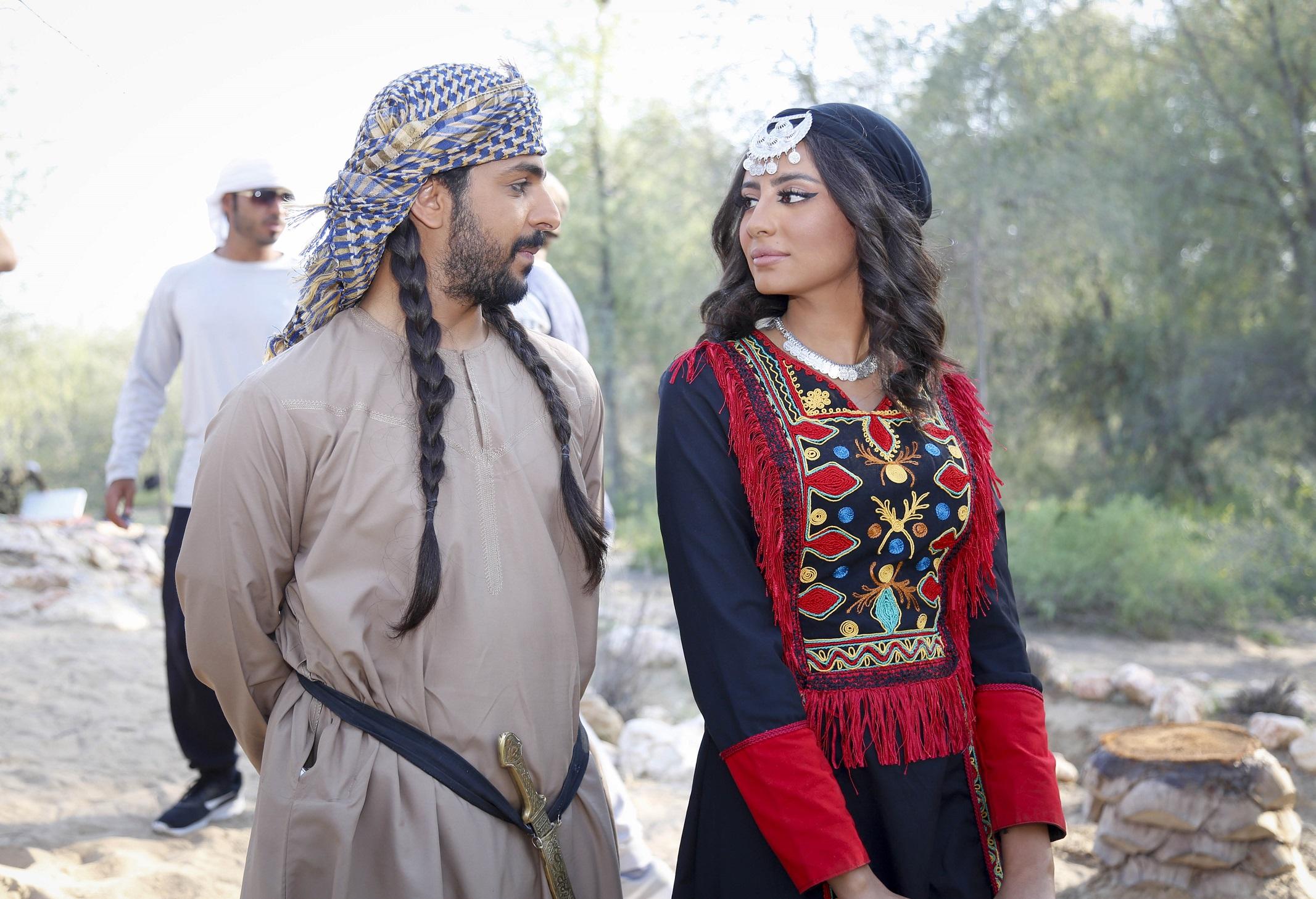 صورة بالامارات انتهاء عمليات تصوير الفيلم الكوميدي البدوي .. اهرب ياخلفان
