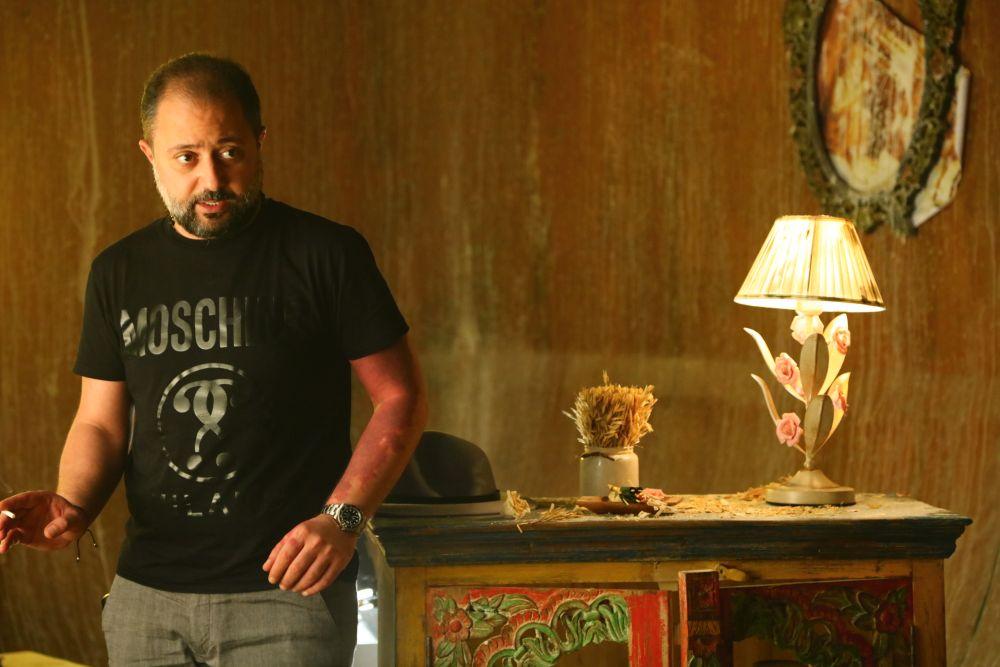 صورة جديد المخرج علاء الانصاري لماسة فايز السعيد