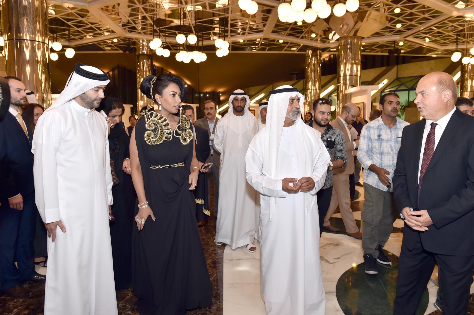صورة الأمير فيصل بن سلطان ال سعود يستعد لاقامة معارضه في أوروبا