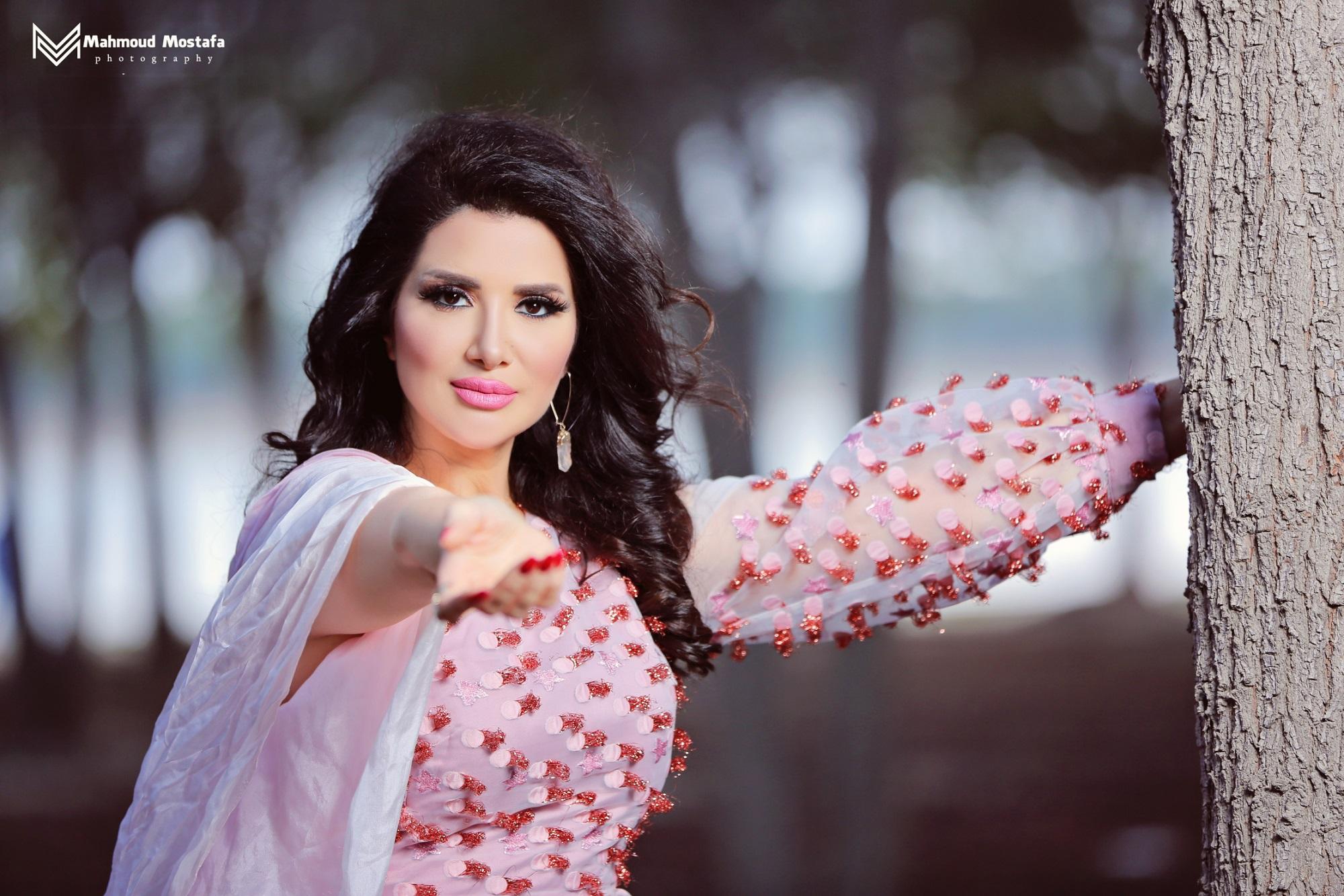 صورة زين عوض في تعاون مصري خليجي تقدم اغنية خليجية جديدة