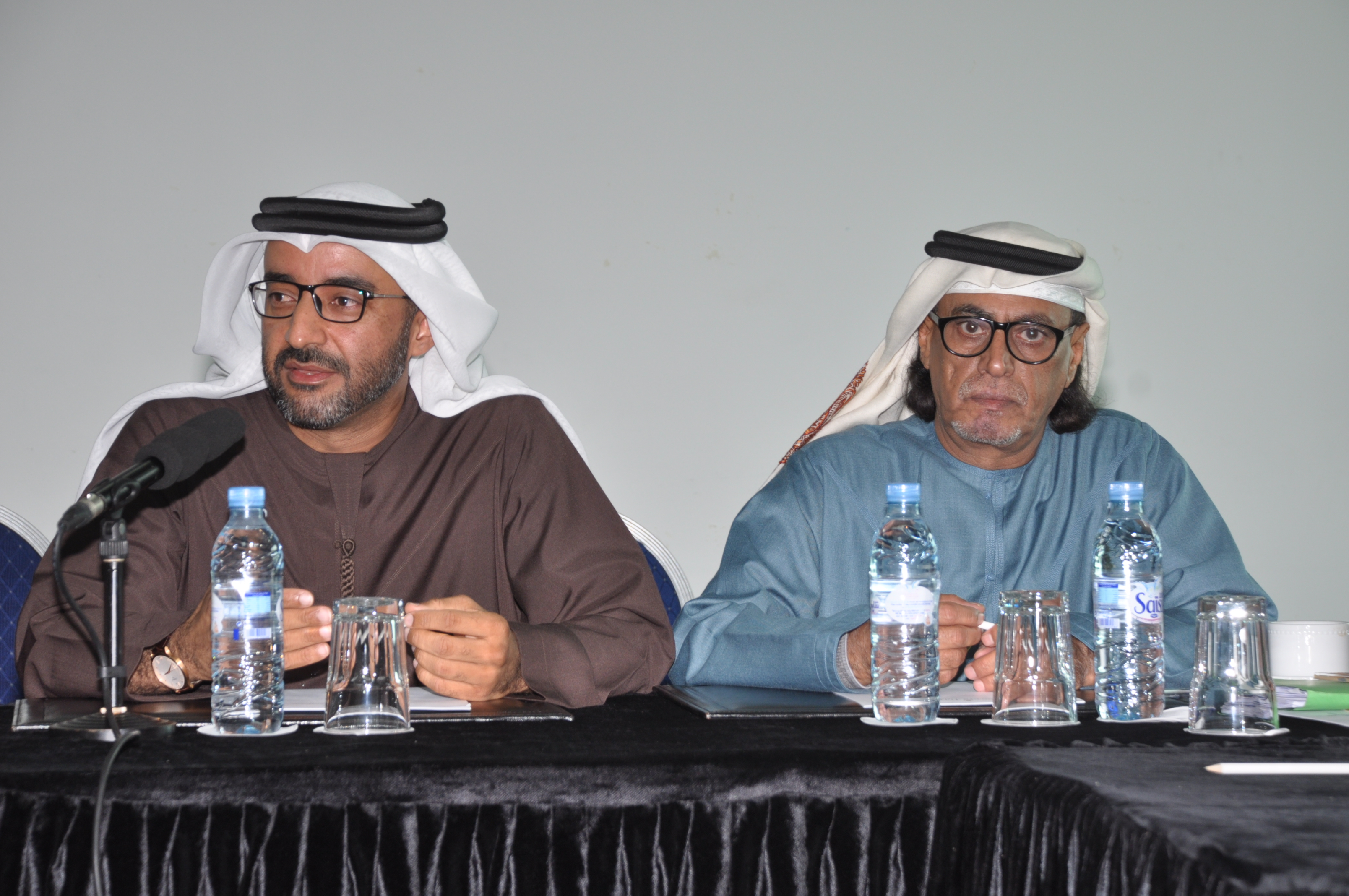 صورة جمعية الفجيرة الثقافية تبحث التعاون مع اتحاد كتاب المغرب