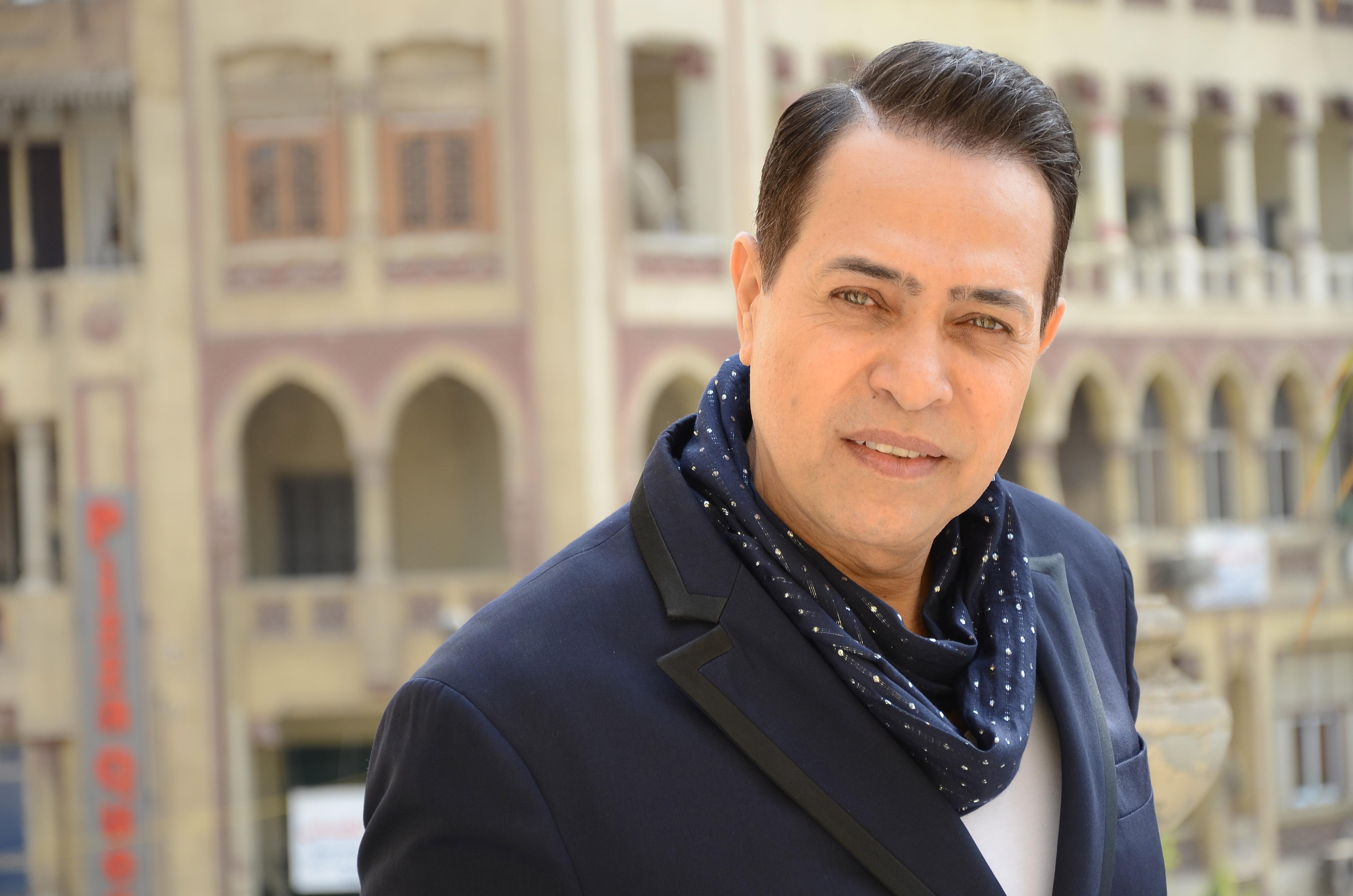 صورة حكيم نجم العرب الدائم في دبي