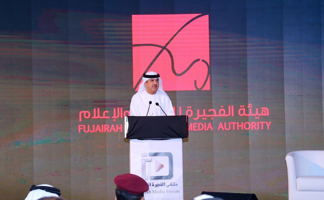 صورة الامارات : ملتقى الفجيرة الإعلامي ينعقد بعنوان  الإعلام والقراءة