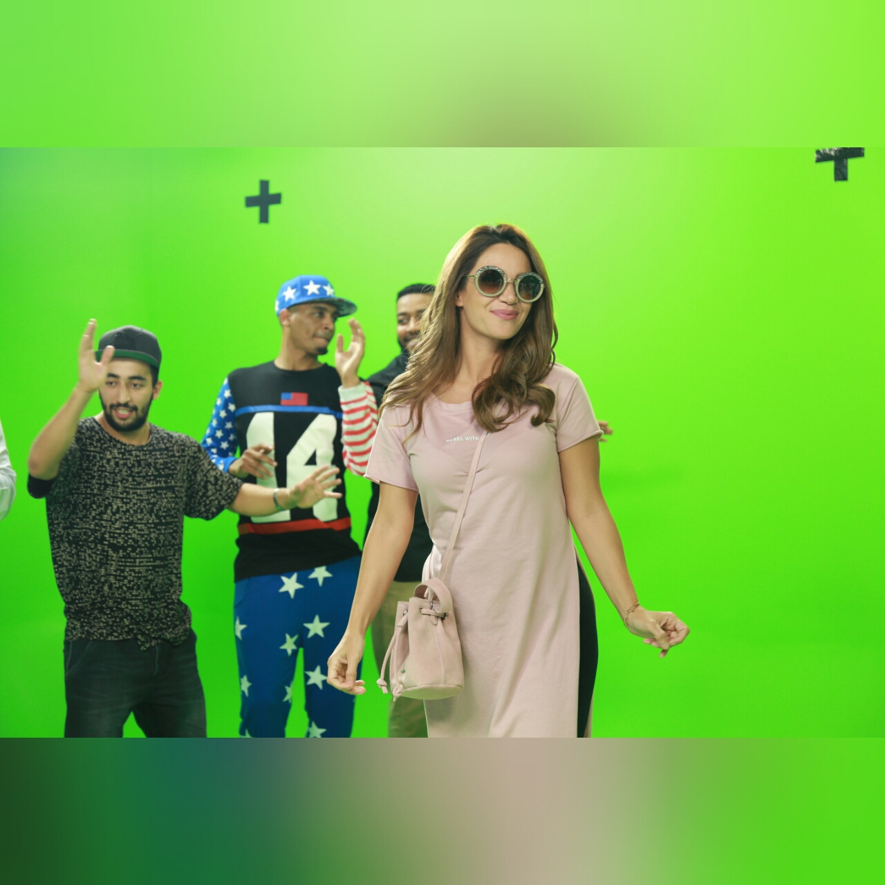"""صورة ديانا حداد تطلق أحدث إطلالاتها المصورة بأغنية """"نصفي الثاني"""""""