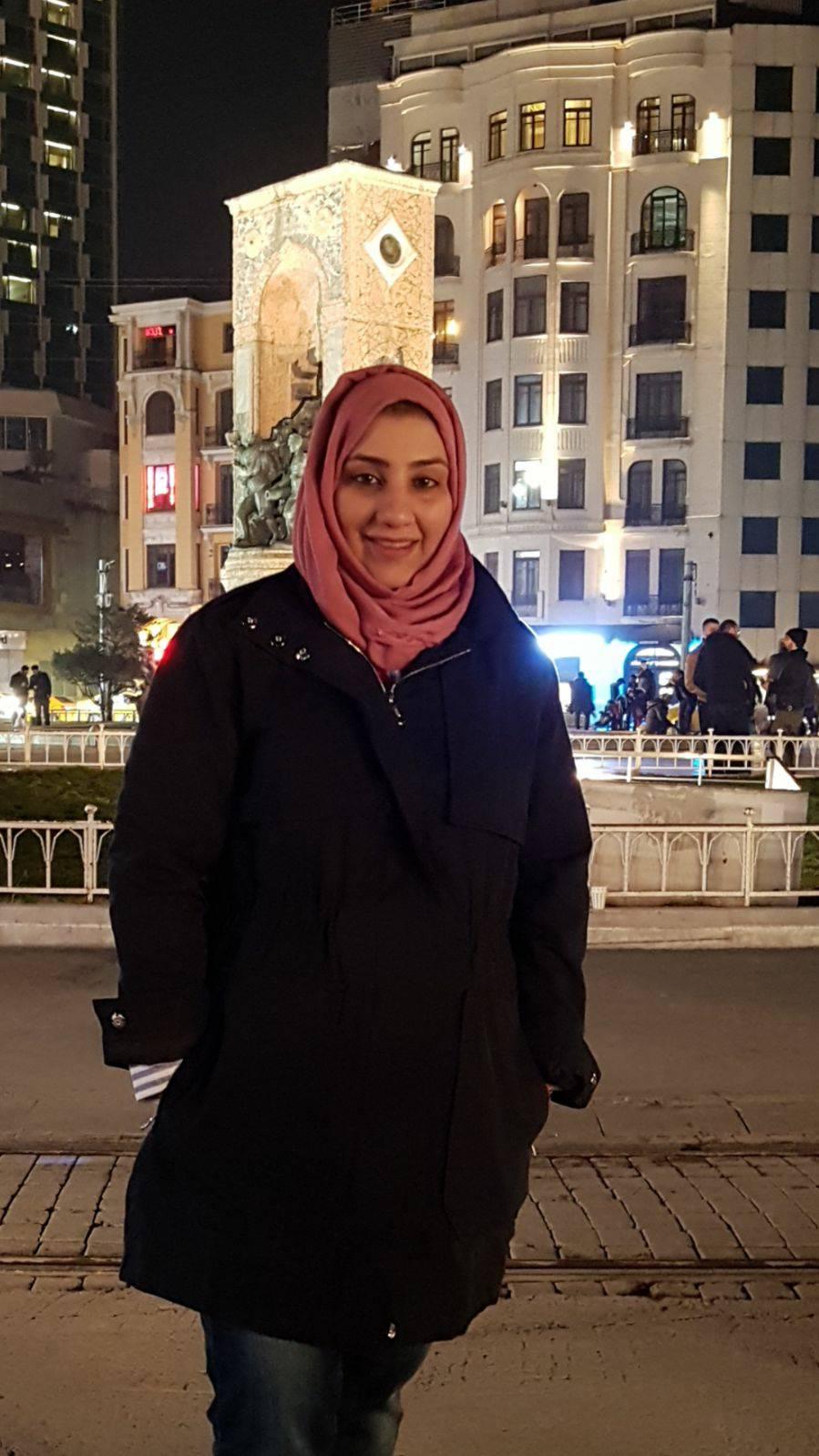 صورة سارة عليوي كاتبة صيف بارد .. لم اهاجم المرأة السعودية والهجوم غير مبرر