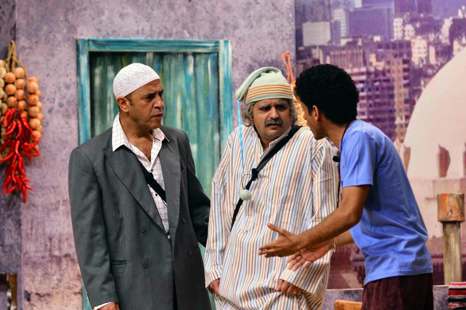 """صورة المنتج صادق صبًاح يكرم """"مسرح مصر"""""""