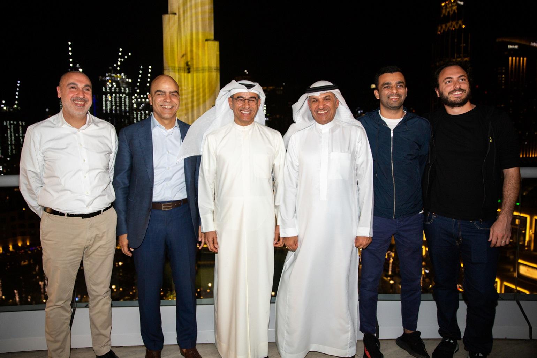 صورة اكسترا تدخل موسوعة غينيس بعرض رائع في سماء دبي