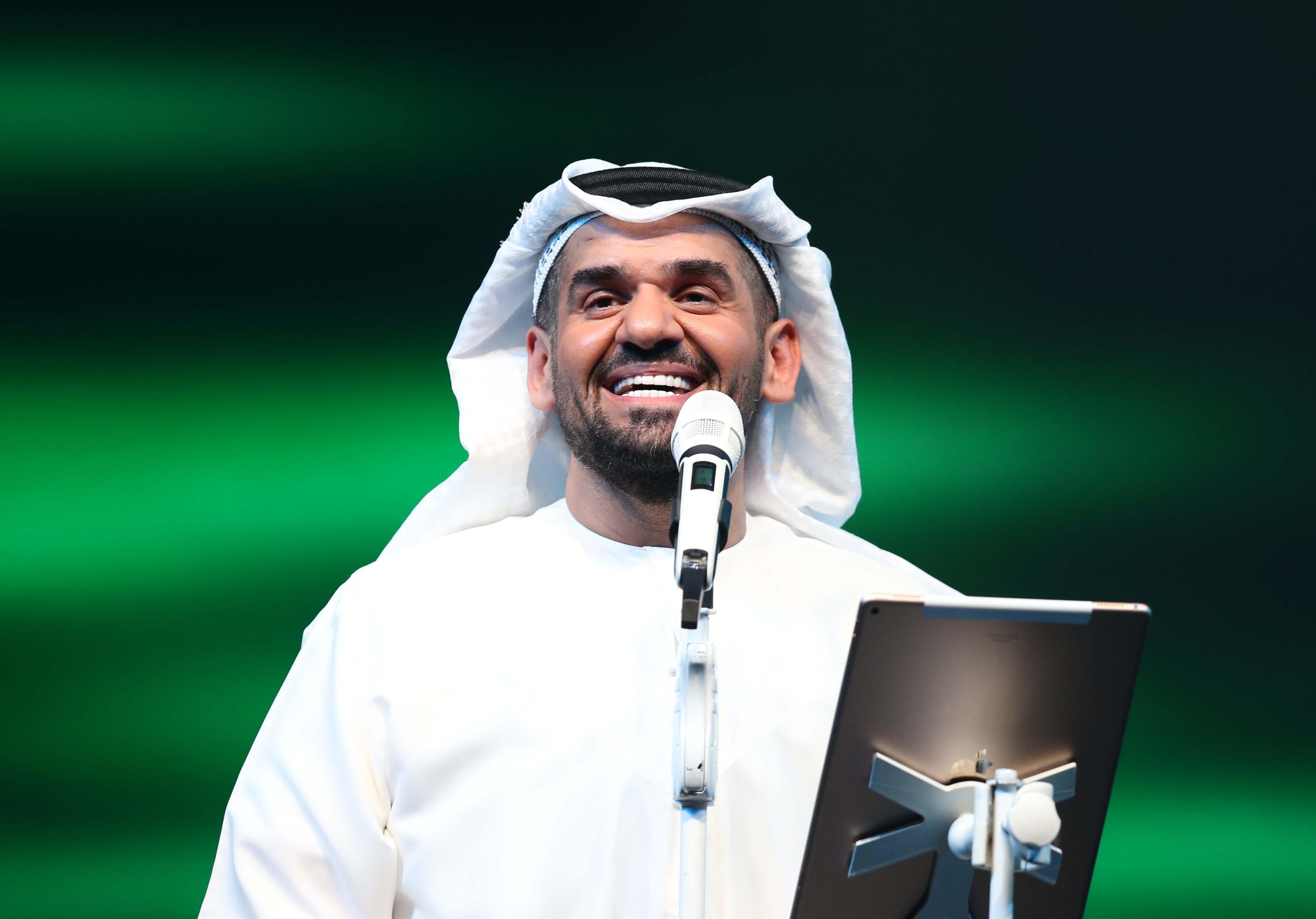 صورة الجسمي ما بين 20 شخصية مؤثرة عربية بالتزامن مع حفلات دبي