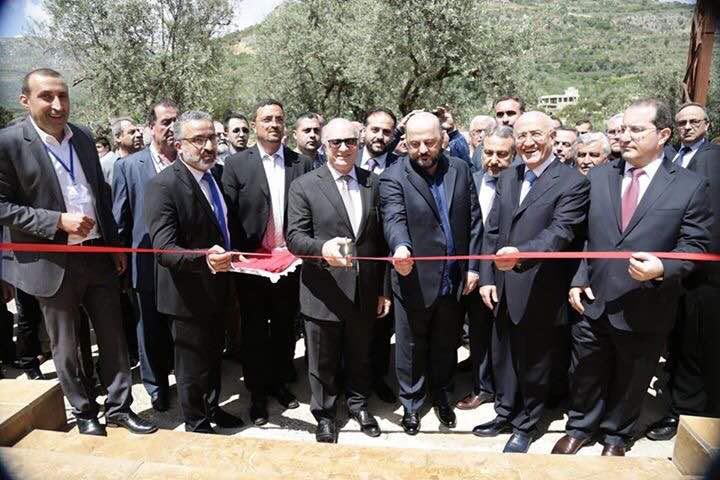 صورة في ذكراه الأولى … لبنان بكبار شخصياته  يكرّم الشاعر أنور سلمان