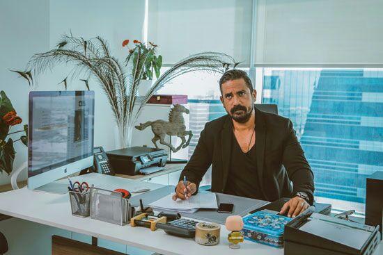 صورة امير كرارة يقع في حب صفاء سلطان مرتين في مدرسة الحب 2