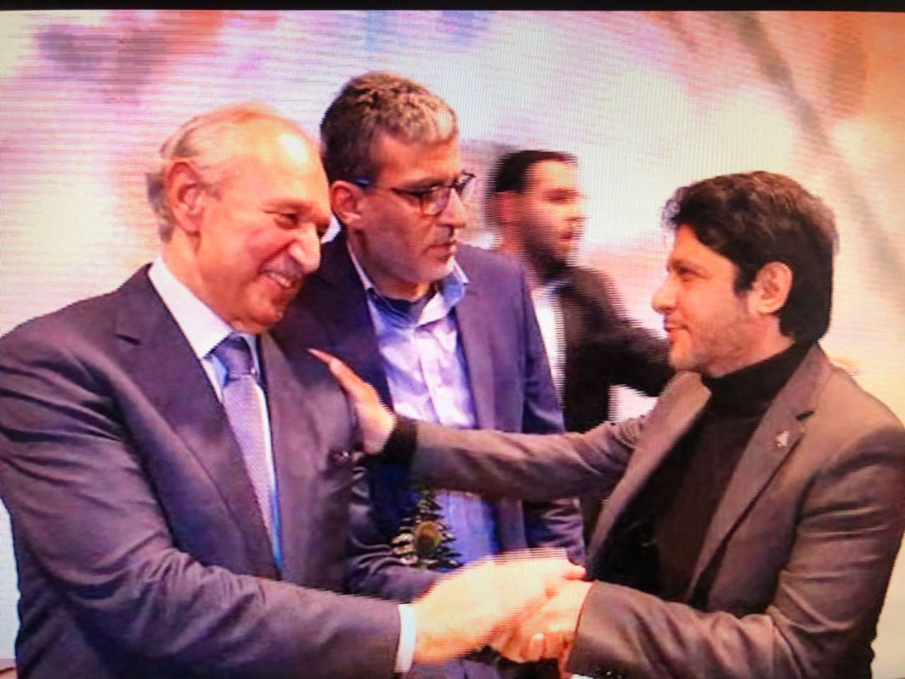 صورة طرابلس لبنان تكرم الراحل نزار قباني بمركز الصفدي الثقافي