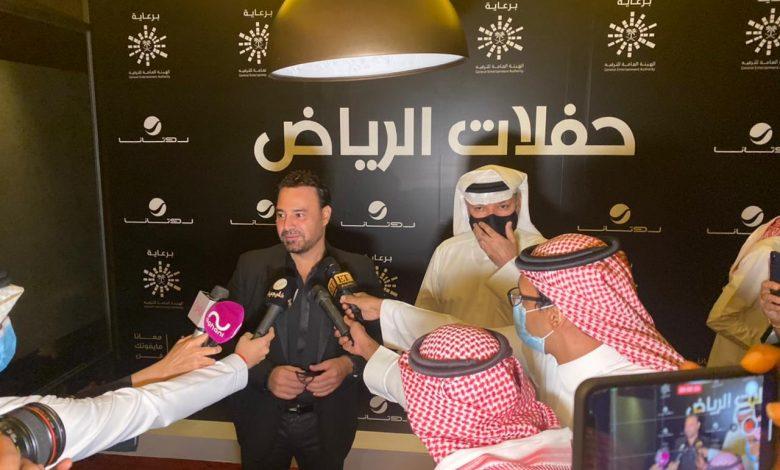 صورة عاصي الحلاني يختتم حفلات موسم الرياض