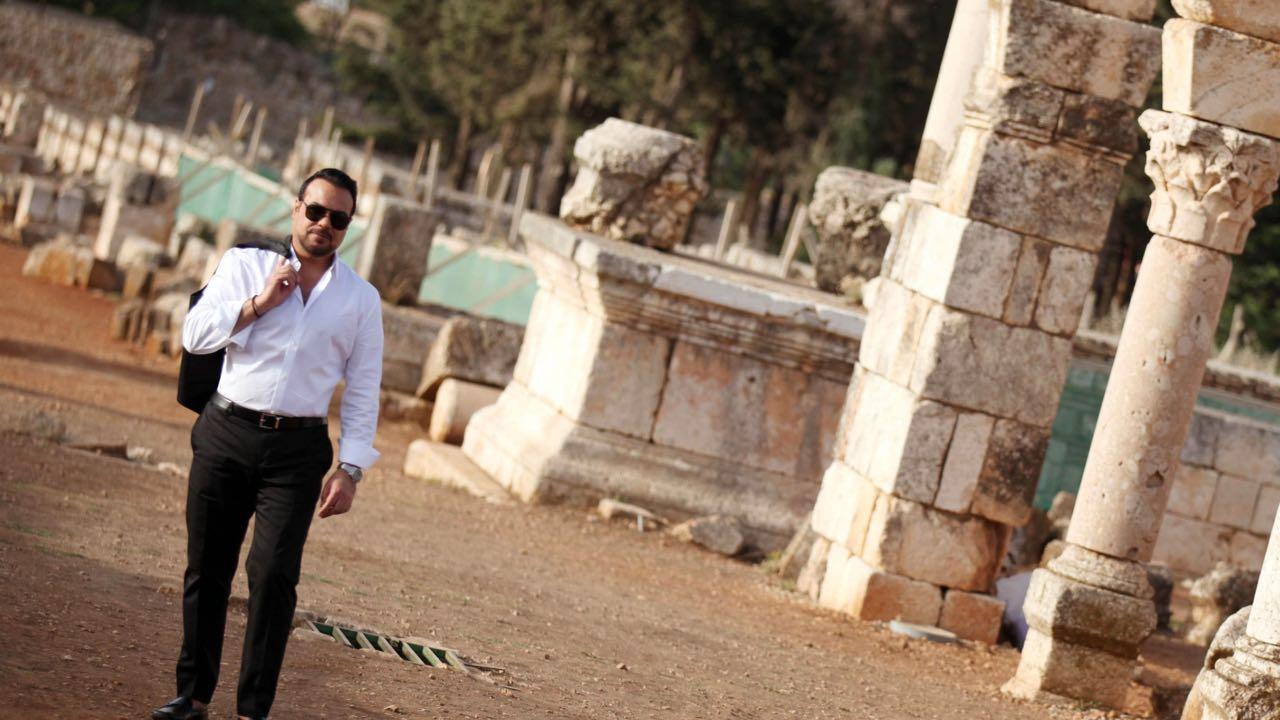صورة نمير عبد الحسين … الإنطلاقة من جديد في بيروت