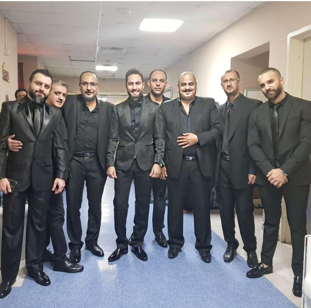 صورة فادي حرب تألق في حفل ابو ظبي والاعلان عن مفاجآت كثيرة في ٢٠١٨
