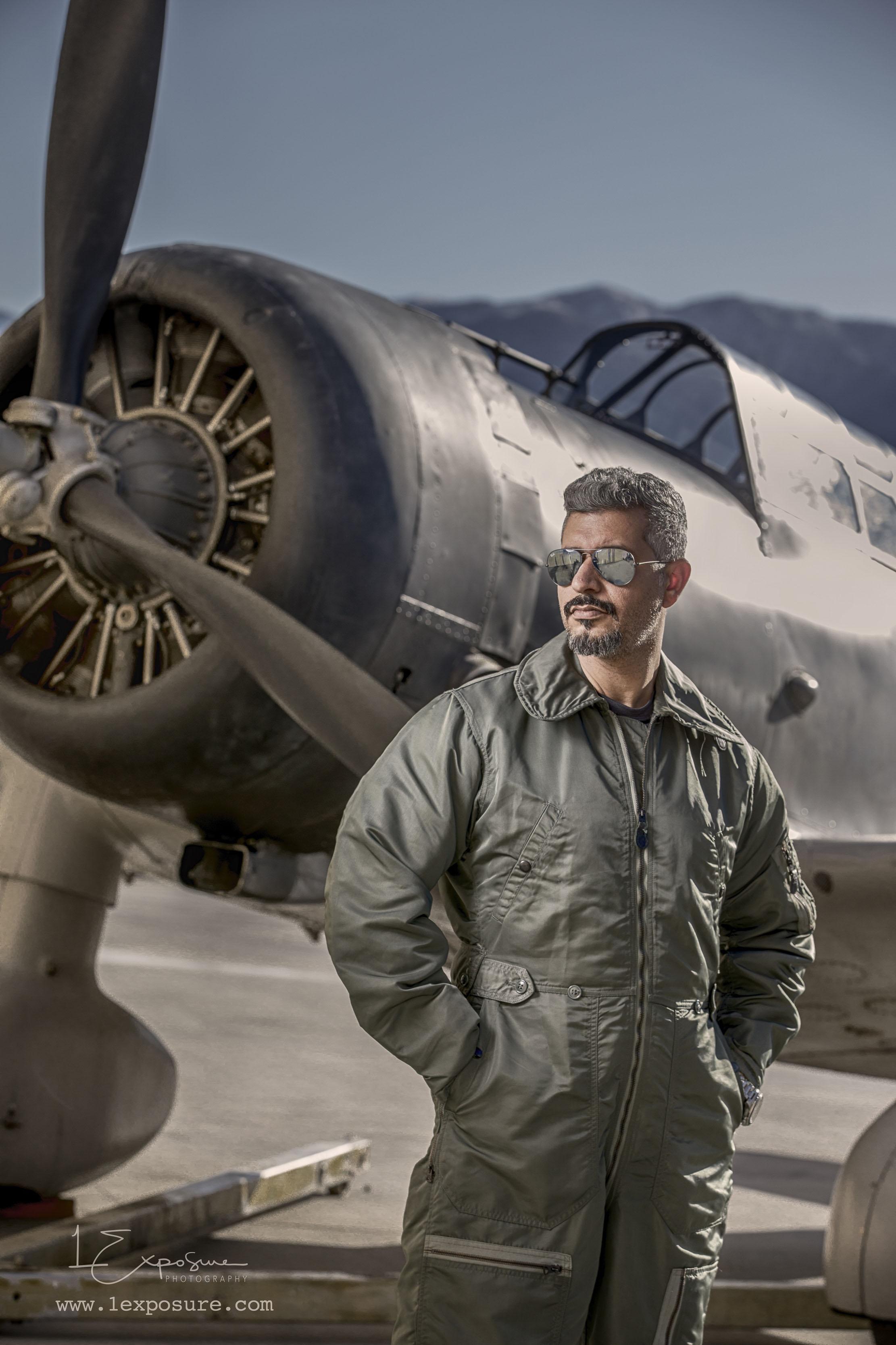 صورة فريد فتلة اول رائد فضاء عراقي يستعد لمغامرة فضائية