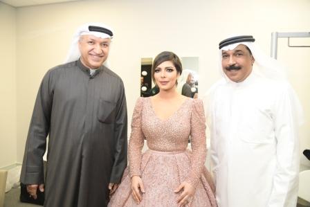 صورة فبراير الكويت يختتم فعالياته بنجاح وتألق النجوم