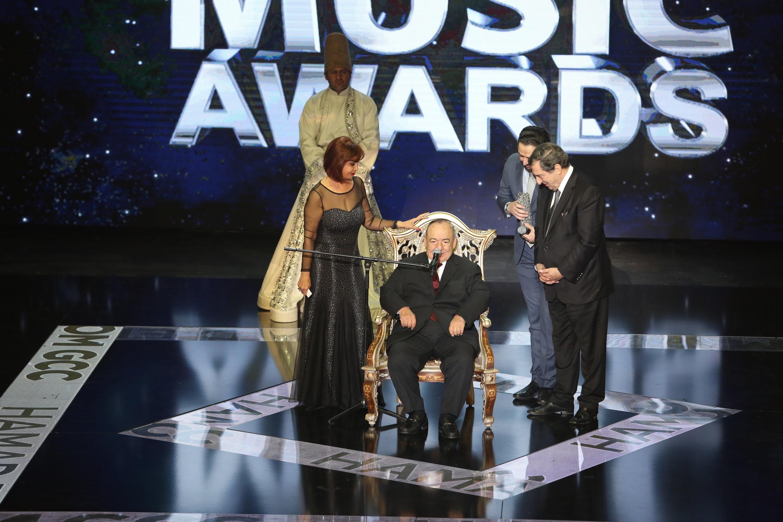 صورة جائزة الموسيقي العربية في اضخم احتفالية تنطلق من بيروت